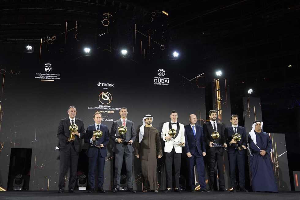 جوائز حفل جلوب سوكر 2020