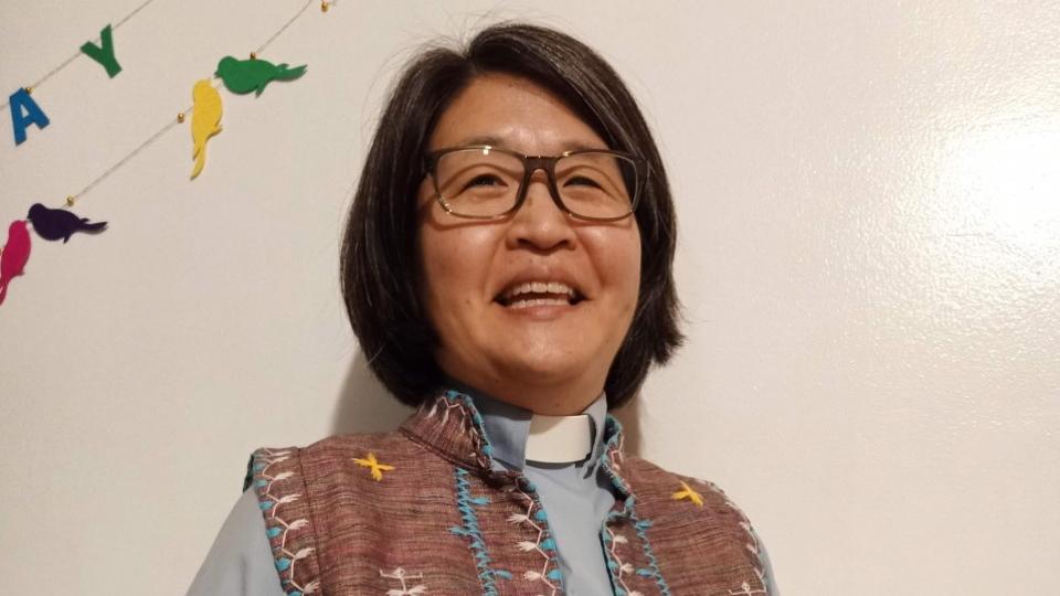 Rev. Catherine Chang