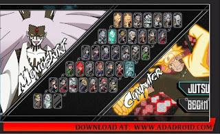 Naruto Senki X Team Mod by Ariyanto