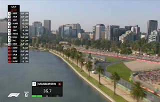 F1 Rolex Australian Grand Prix Eutelsat 10A Biss Key 16 March 2019