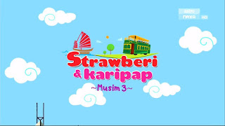 Strawberi & Karipap Musim 3‬