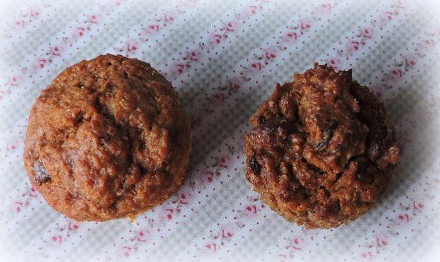 Pumpkin Muffins, two ways