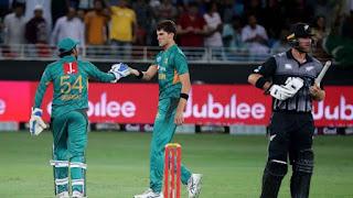 Pakistan vs New Zealand 2nd T20I | 02nd November 2018 Highlights