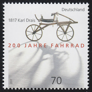 Karl Drais - 200 years Bicycle