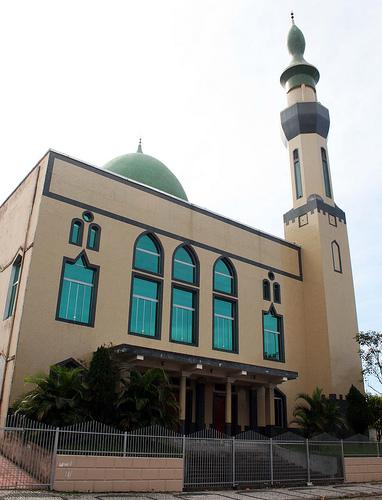 Mesquita de Paranaguá demonstra influência árabe no litoral paranaense