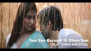 Barsaat Ki Dhun Song Lyrics - Image3 - Jubin Nautiyal - Ft. Gurmeet Choudhary, Karishma Sharma