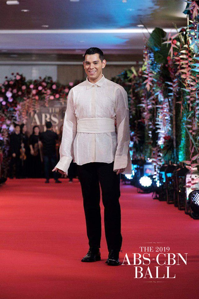 Raymond Gutierrez ABS-CBN Ball 2019