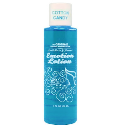 Emotion Lotion Flavored Warming Massage Oil
