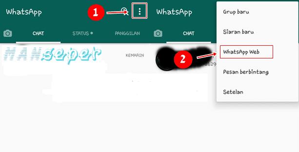 cara cek whatsapp web