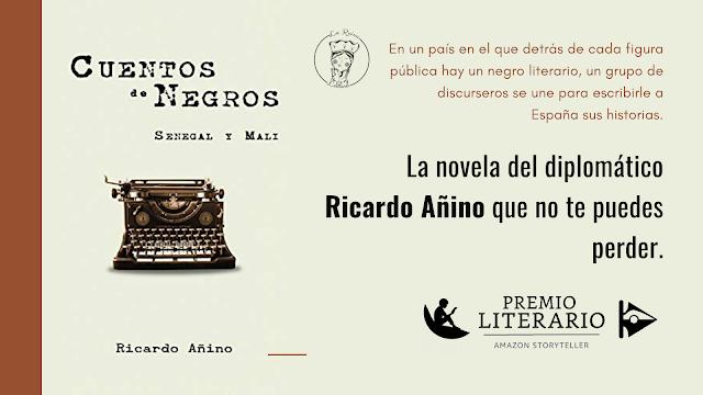 Premio literario Amazon Storyteller 2020
