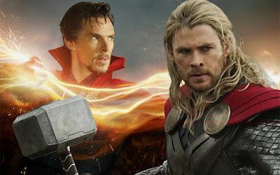 Doctor Strange & Thor: Ragnarok