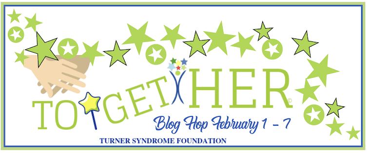 Join us for the Turner Syndrome Blog Hop