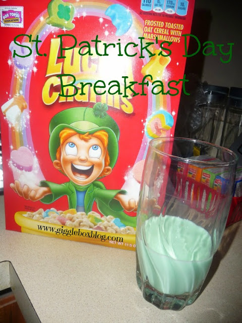 St. Patrick's Day, Saint Patrick's Day, St. Patty's Day, breakfast fun on Saint Patrick's Day, St. Patrick's Day fun with kids,