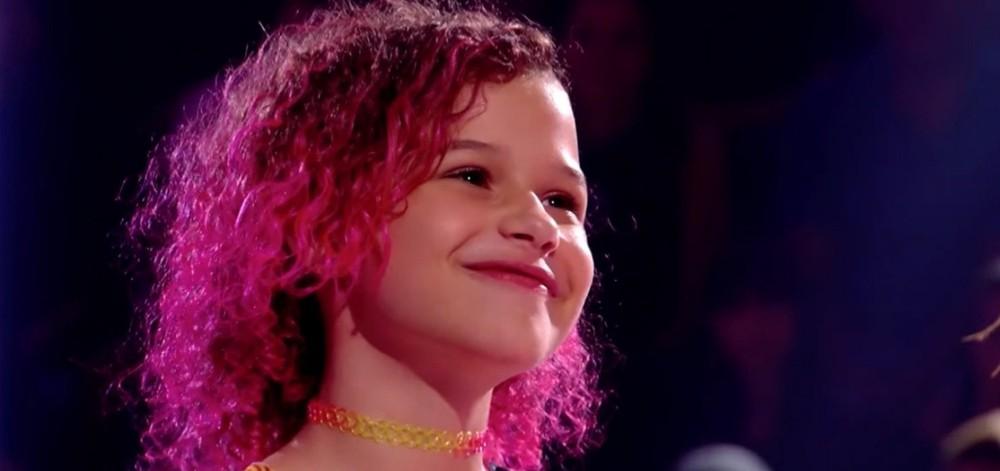 Conquistense Analu Sampaio vence mais uma etapa e segue no The Voice Kids