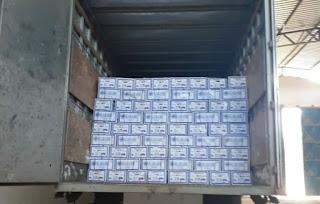 Polícias recuperam carga de alho avaliada em R$ 100 mil em Caetité