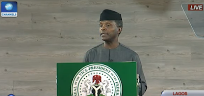 Nigerian Jollof is the best, we beat Ghanaians and Senegales hands down – VP Osinbajo