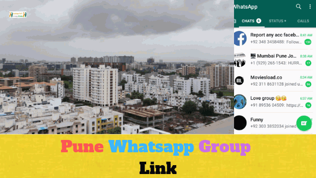 76+ Best Pune Whatsapp Group Link List Collection