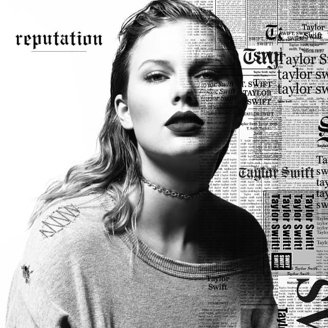 Taylor Swift Holds No. 1 Album Worldwide With 'Reputation'