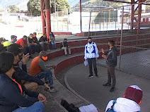 En Campo Elías exhortan a atletas y entrenadores a cumplir con medidas de bioseguridad