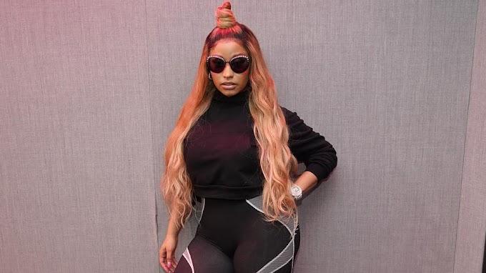 Nicki Minaj: bald ein neues Album