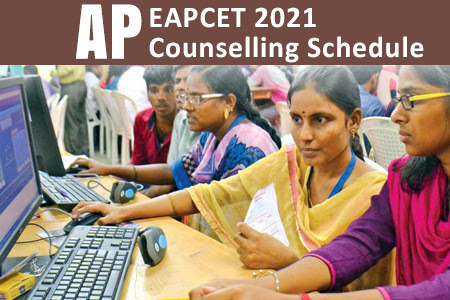 AP EAPCET 2021 Counselling