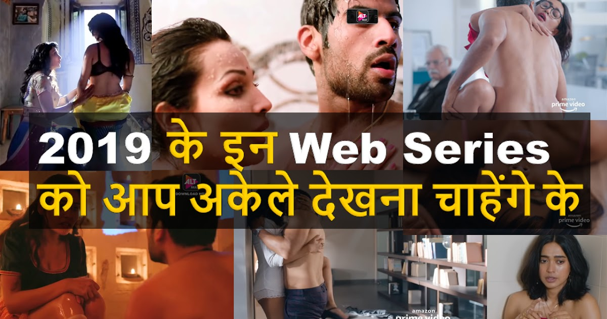 BaponCreationz: Top 10 Best And Hindi Web Series 2019