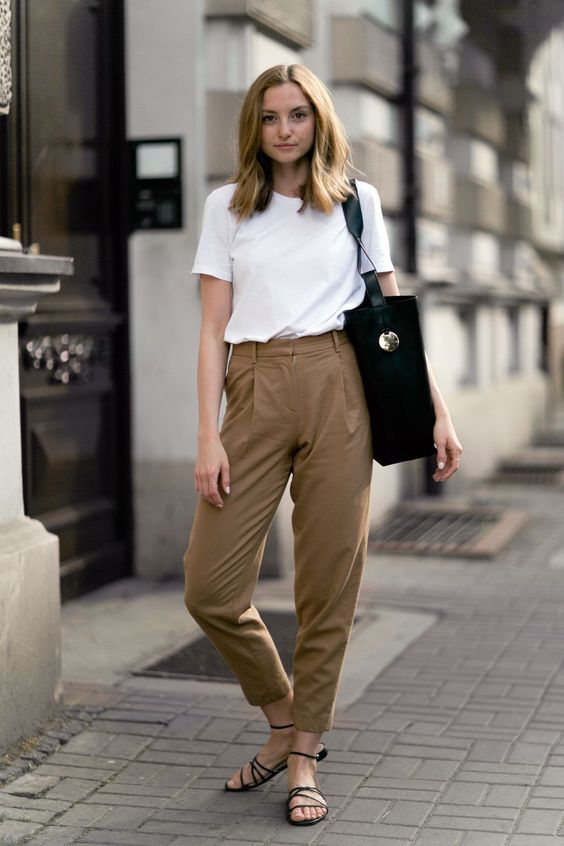 THE DAD PANT TREND