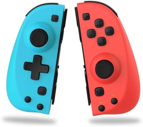 PENJOY C25 Joy Pad Controller for Nintendo Switch