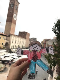 Flat Stanley Adventures in Europe - Leroylime