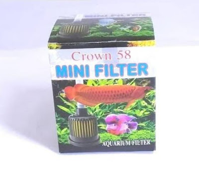 Crown 58 Mini Filter