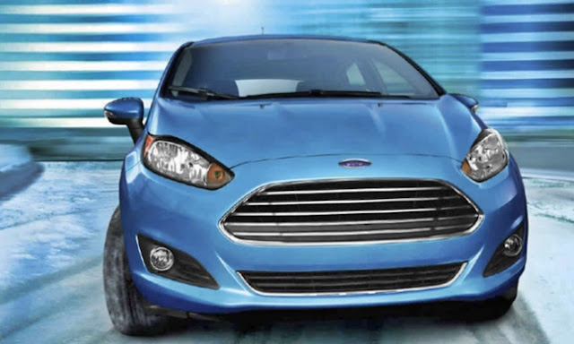 2019 Ford Fiesta Release Date & Price