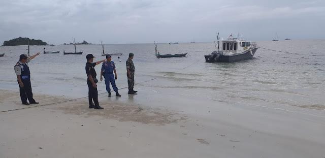 Bantu Pengamanan Arus Mudik, Bupati Belitung Apresiasi Jajaran Kodim 0414/Belitung