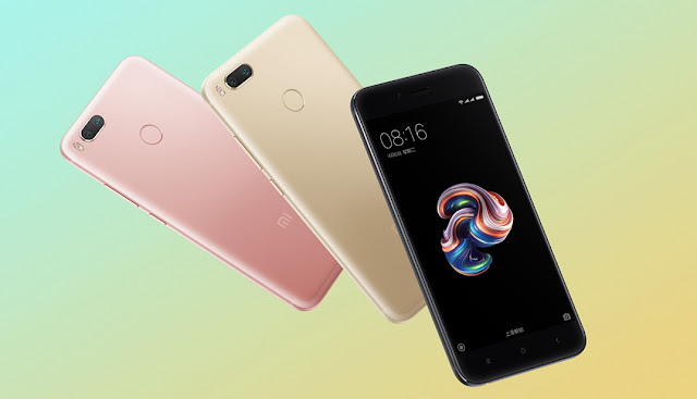 The Xiaomi Mi 5X will come with three different colors Black, Gold, and Rose Gold for CNY 1,499 or about Php11,000 when coverted directly.