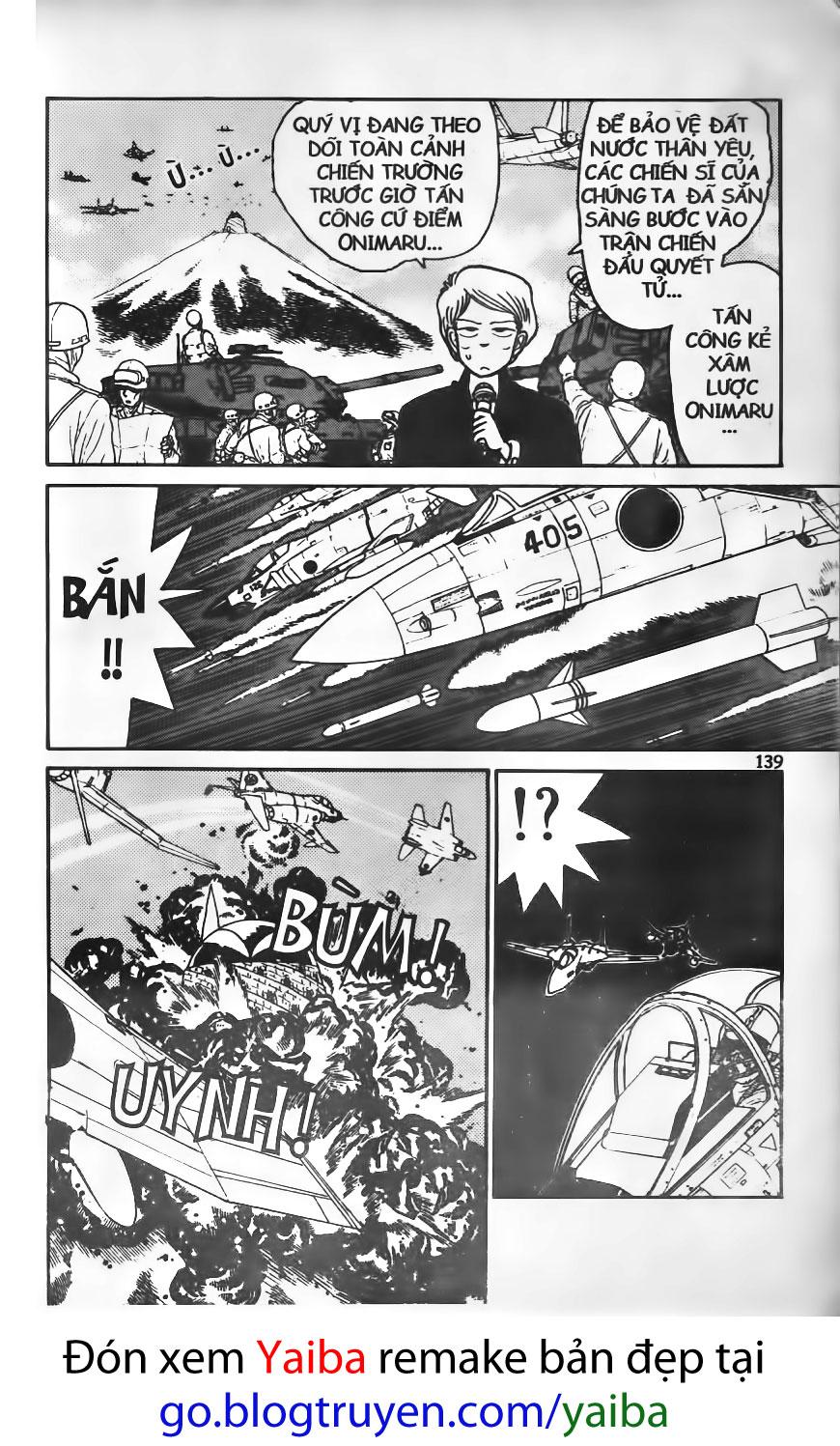 Yaiba chap 77 trang 10