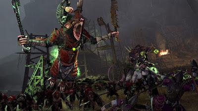 "Los Skaven llegan a ""Total War Warhammer II""."