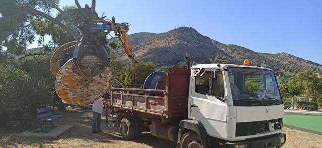 Στην πρώτη γραμμή ο Τομέας Καθαριότητας του δήμου Άργους Μυκηνών