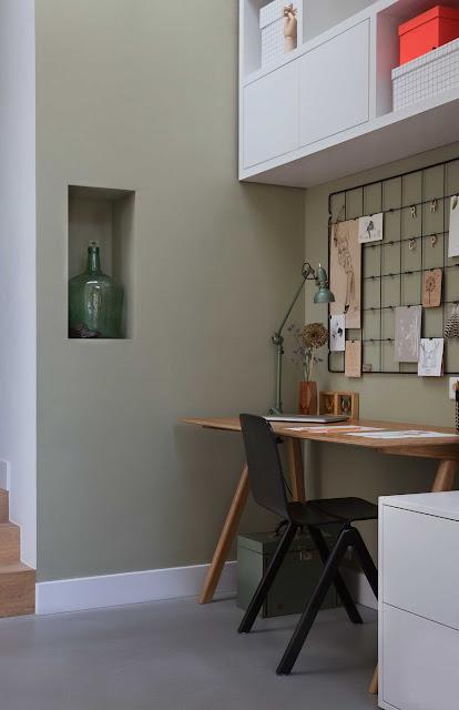 Une maison moderne aux touches vintage