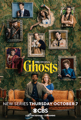 Ghosts 2021 Series Poster 1