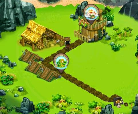My Facebook Game List: Pirate Village