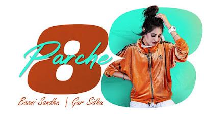 8 PARCHE LYRICS – Baani Sandhu | Gur Sidhu
