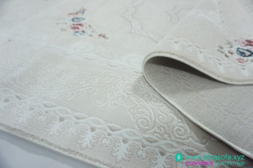 Thảm phòng khách thổ nhĩ kỳ