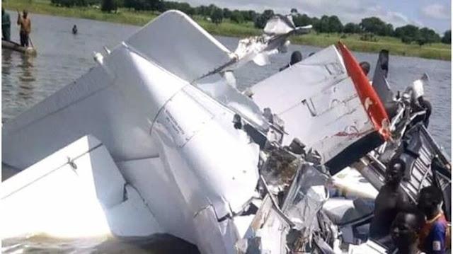 19 confirmed dead in south Sudan plane crash