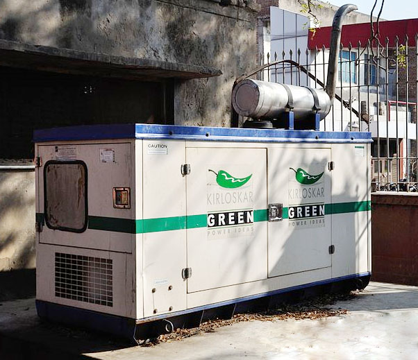 Diesel Power Generator and Power Plant electricaleasy