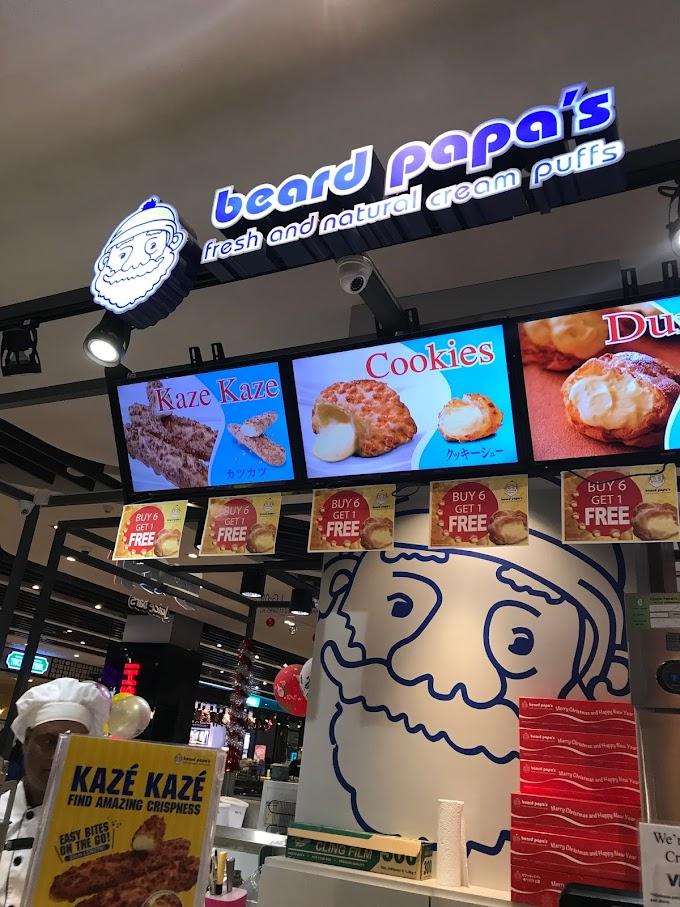 Beard Papa - World's Best Cream Puffs