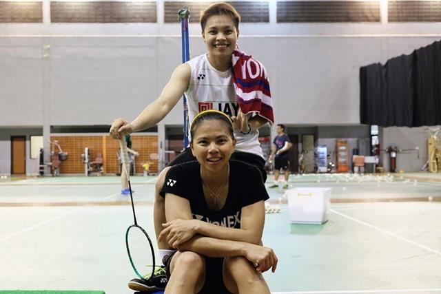 Perempat Final Thailand Open 2019 - IGr.apriyanig
