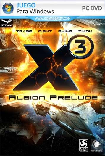 X3: Albion Prelude PC Full Español