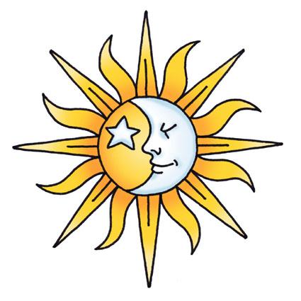 Brainsy Heart: Beautiful Sun Tattoo