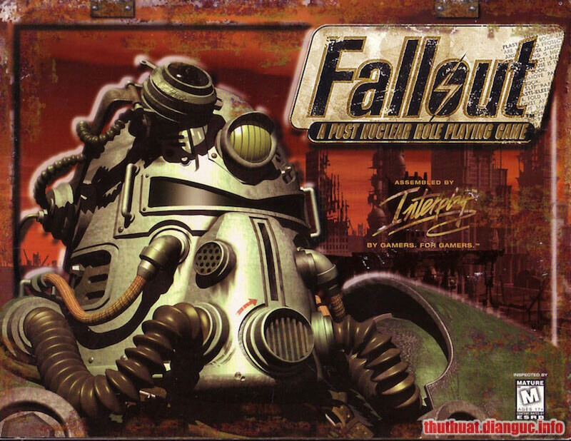 Download Game Fallout 1997 Full Crack