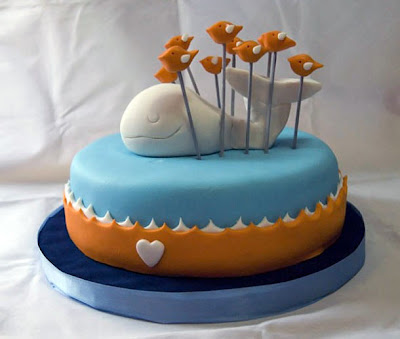 Gâteau Twitter