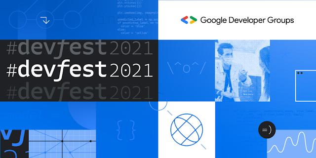 DevFest 2021 が日本各地で開催されます